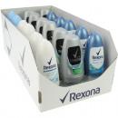 wholesale Toiletries: Rexona Roll-On  50ml Mixer Box, 5x assorted