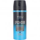 mayorista Salud y Cosmetica: Axe desodorante en  aerosol 150ml VENTA USTED Refre