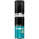 groothandel Drogisterij & Cosmetica: Gillette scheergel 200ml Sensitive Skin