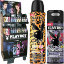 wholesale Make up: Playboy Deospray  150ml in the 144er Display