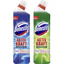 wholesale Household & Kitchen: Domestos toilet cleaner gel 750ml 12-pack