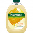 Großhandel Drogerie & Kosmetik: Palmolive flüssig Seife XL 500ml Milch & Honig
