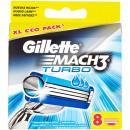 Gillette Mach3 Turbo 8 blades