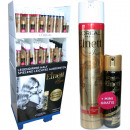 wholesale Make up: Elnett Hairspray 300ml + 75ml Free 84er Display