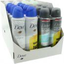 Dove Spray desodorante 2x150ml paquete de 12