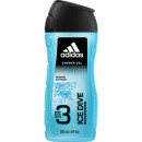 Adidas Dusch 250ml Ice Dive 2in1