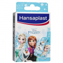 Hansa podróż 16er Junior Stripe frozen