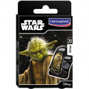 grossiste Articles sous Licence: Hansa voyage 16er  junior Stripe Star Wars