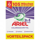 wholesale Laundry: Ariel Pods 3in1  105WL color detergent