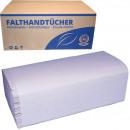Großhandel Reinigung: Papierhandtücher  23x25cm mit Z-Falz 5000 Stück