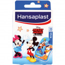 wholesale Drugstore & Beauty: Hansastrip 20er Junior Mickey Mouse