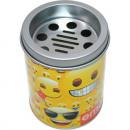 grossiste Cendriers: Emoji métalliques  Cendriers 10,5x 7.6cm, marchandi