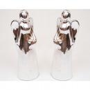 Großhandel Figuren & Skulpturen: Luxus  Designer-Engel XL  15x5cm wunderschön ...