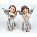 grossiste Figurines & Sclulptures: ange de luxe avec  des ailes XL 12,5x10 de x5cm, 2