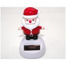 Père Noël avec 6x5,2x8,5cm solaire emballé dans P