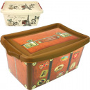 wholesale Organisers & Storage: Storage box 4L 29x19x13cm