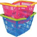 Basket Shopping Basket Willy 38,5x27,5x24cm farbli