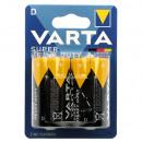 grossiste Batteries et piles: Batterie Varta Superlife Mono 2er
