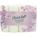 groothandel Drogisterij & Cosmetica: Keuken roll  3-laags Fine & Soft 4x45Blatt 25,5