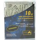 grossiste Maison et habitat: Chaîne LED blanc chaud 10, interne,
