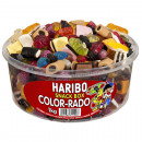 Food Haribo  Runddose Color Rado 1kg