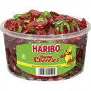 Food Haribo Round Box Happy Cherries