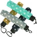 Paraguas 100cm de bolsillo con estrellas