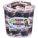 groothandel Zoetwaren: Eten Haribo  zoethout wielen 100 mini zakken