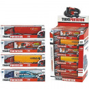 Car Truck 1:64,  Box  21,6x3,5x5,6cm, 4 ...