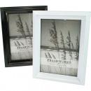 Großhandel Bilder & Rahmen: Fotorahmen Black &  White für Bildgröße 13x18cm