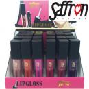 hurtownia Make-up: połysk kosmetyki  warga 8g Saffron 6 klasyczne kolo