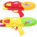 groothandel Speelgoed: Waterpistool Big Gun 32cm met pompfunctie