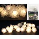 groothandel Lichtketting: LED lichte keten rozen 20leds diameter 3,5cm