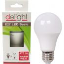 Großhandel Leuchtmittel: LED Birne Delight 5Watt, E27 Sockel