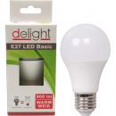 grossiste Ampoules: Ampoule à LED Delight 9Watt, E27