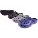 wholesale Fashion & Apparel: Clogs men uni size  40-45 4 colors assorted
