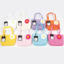 wholesale Bags & Travel accessories: Children's shoulder bag with flower 8- times a