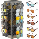 Sunglasses on counter display, unisex!