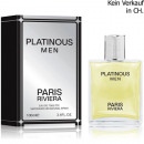 Perfumy Paris Riviera Platinous 100ml EDT dla mężc