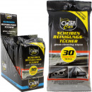 wholesale Cars & Quads: Car napkins CLEAN  50g 30er inner washers