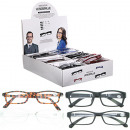 wholesale Fashion & Apparel: Reading glasses  Basic 6 times assorted