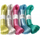 wholesale Laundry: Clothesline 20m with steel wire insert PVC 2,8mm