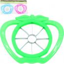 groothandel Keukenhulp: Applecutting XL  17x14x1,5cm 2 kleuren geassorteerd