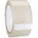 wholesale Business Equipment: Adhesive film packing tape 50mx48mm transparent