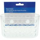 wholesale Organisers & Storage: Bath storage  basket 16x8cm  transparent with ...