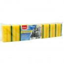 estropajo de esponja con mango 8 Paquete