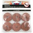 nagyker Egyéb: Mothproofing  gyűrűk 6  cédrusfából 4 x 1 ...