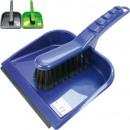 groothandel Reinigingsproducten: Vegen set XL 2 delen 35x22cm met rubberen lip