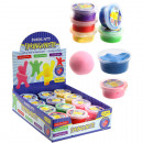 wholesale Toys: Springknete, 20g,  6 great colors assorted