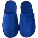 wholesale Fashion & Apparel: Slippers Slippers Terry Size blue
